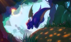 Spyro by Ry-Spirit