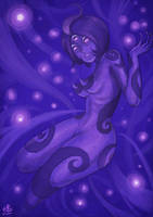 Goddess of Spirit by Ry-Spirit