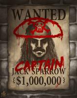 CAPTAIN Jack Sparrow by Ry-Spirit
