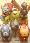 Nick Furry and the Animalvengers