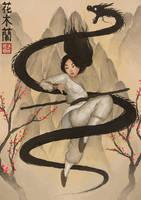 Fa Mulan by Ry-Spirit