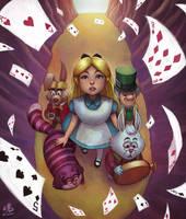 Wonderland by Ry-Spirit