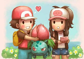 Be my Valentine? by Ry-Spirit