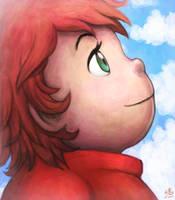 Ponyo by Ry-Spirit