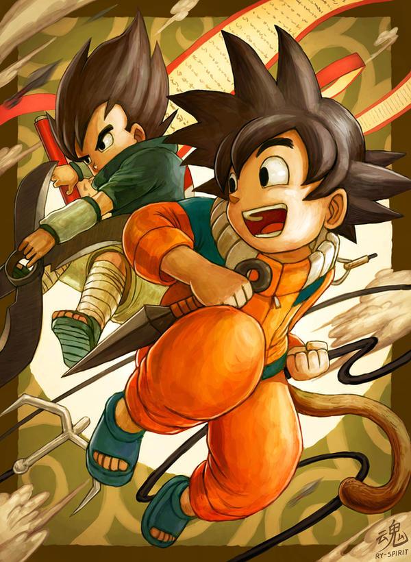 Dragon Ninjas by Ry-Spirit