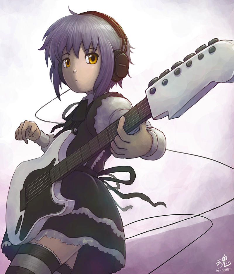 Yuki Nagato by Ry-Spirit