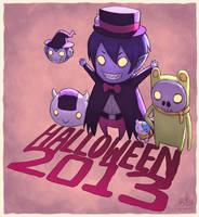Happy Halloween Everyone by Ry-Spirit