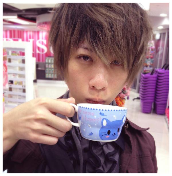 Tea Time by Ry-Spirit
