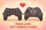 Make Love, Not Console Wars