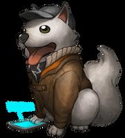 Watch Dog by Ry-Spirit