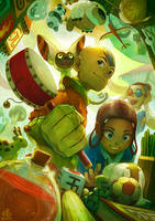 Avatar: The Last Toy Vendor
