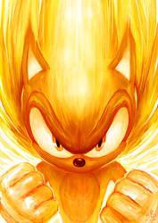 Super Sonic by Ry-Spirit