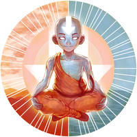 Aang by Ry-Spirit
