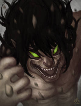 Eren's Rampage