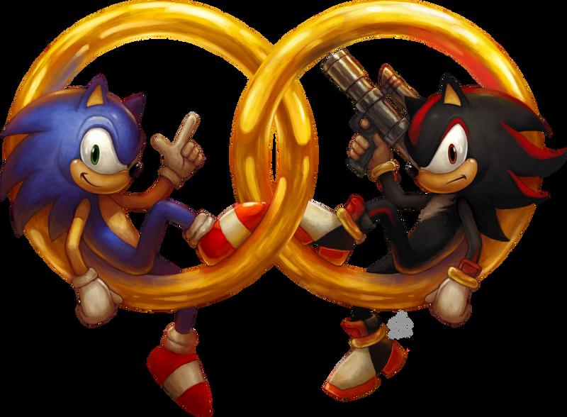 Sonic Ring Render