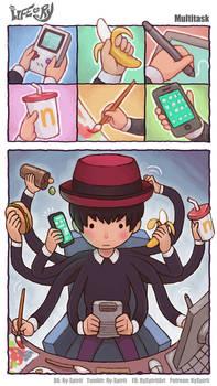 Life of Ry - Multitask