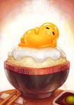Egg on Ryce
