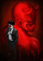 Daredevil: The Man Without Fear by Ry-Spirit