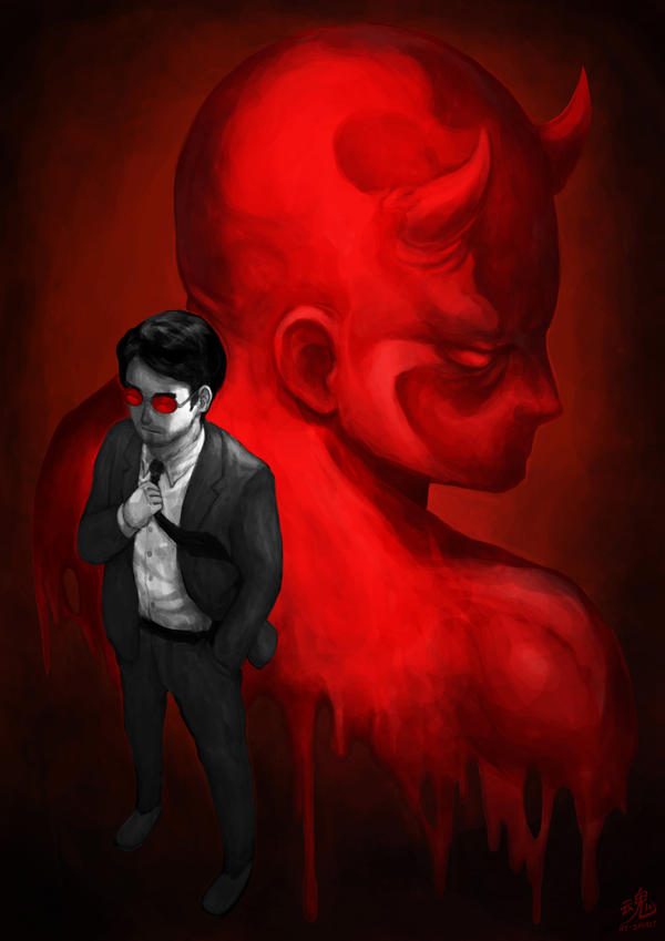 daredevil  the man without fear by ry