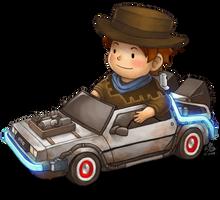 Delorean Kart Part 3 by Ry-Spirit