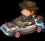 Delorean Kart Part 3