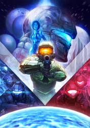 Halo 5 Guardians Fan Art Entry