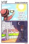 Life of Ry - Life Hack #3 Portable Sun