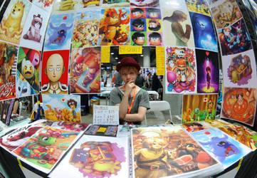 Ry-Spirit Artist Table