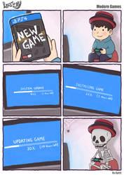 Life of Ry - Modern Games by Ry-Spirit
