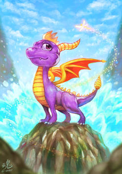 The Little Dragon