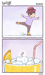 Life of Ry - Ry on Ice by Ry-Spirit