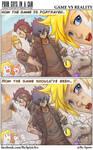 FFXV - Game vs Reality by Ry-Spirit