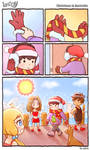 Life of Ry - Christmas in Australia by Ry-Spirit