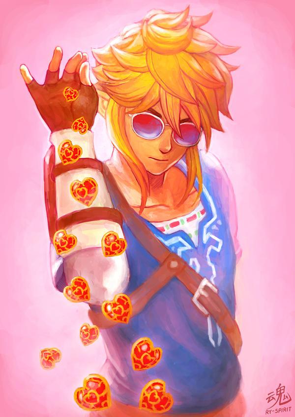Link Bae by Ry-Spirit