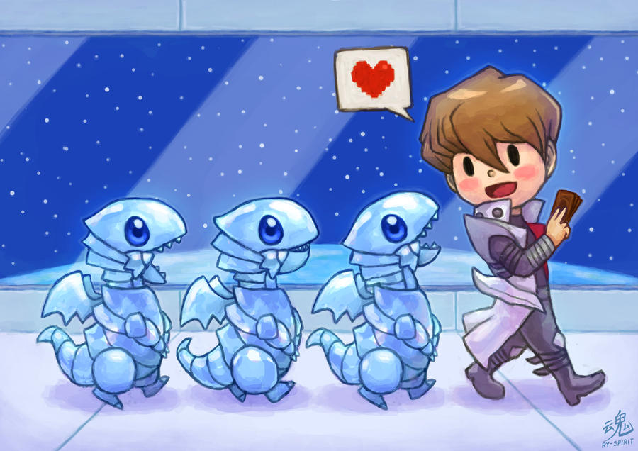 kaiba walk by ry spirit on deviantart