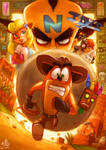 Kingdom of the Wumpa Fruit