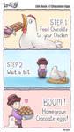 Life of Ry - Life Hack #7 Chocolate Eggs