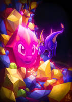 Gateway to Glimmer by Ry-Spirit
