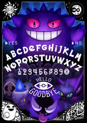 Ouija Pokemon by Ry-Spirit