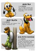 #016 Plu - #017 Pluto - #018 Peter Roverson