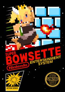 Super Bowsette