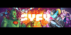 SYFY Superheroes Banner