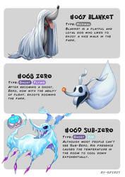 #067 Blanket - #068 Zero - #069 Sub-Zero