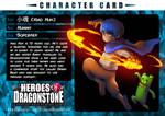 Xiao Hun Character Card