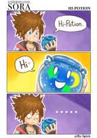 Everybody Loves Sora - Hi-Potion by Ry-Spirit