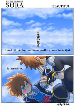 Everybody Loves Sora - Beautiful