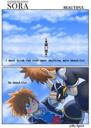 Everybody Loves Sora - Beautiful by Ry-Spirit