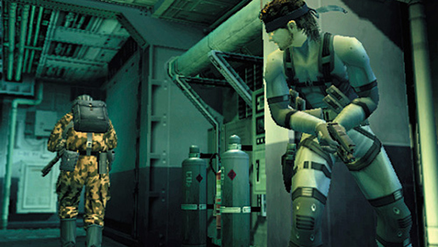 Metal Gear Solid 2 by Ry-Spirit