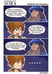 Everybody Loves Sora - Power of Waking by Ry-Spirit