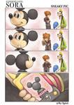 Everybody Loves Sora - Sneaky Pic by Ry-Spirit